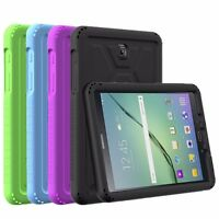 Poetic TurtleSkin Series Protective Silicone Case For Samsung Galaxy Tab A 8.0