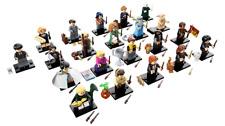 Lego minifigura 71022 Harry Potter Draco Malfoy con Túnica de Quidditch