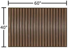 "Uncut Polycarbonate Repair Sheet for Gazebo Roof, 40"" X 60"", 7mm Thick (1 Sheet)"