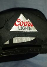 We the North HAT Coors Light  Beer & Toronto Raptors NBA FREE SHIPPING CAN USA