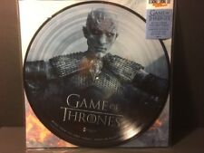 Ramin Djawadi : Game Of Thrones Ice And Fire PICTURE LP- BLACK FRIDAY RSD 2017