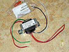 24 VOLT AC transformer Boiler Furnace  (120/208/240V input / 24VAC-40VA output)