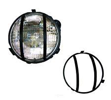 Headlight Cover-Euro Guards Black Outland 391123001 fits 1997 Jeep Wrangler