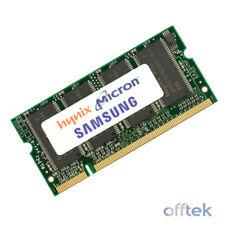 Memoria (RAM) de ordenador HP DIMM 200-pin Velocidad del bus del sistema PC2700 (DDR-333)