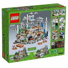 LEGO - Minecraft  21137  The Mountain Cave 21137  -  New