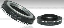 M39 lens adapter for Olympus OM-D E-M5 Pen E-P3 E-P2 EP1 E-PM1 E-PL3 E-PL2 E-PL1