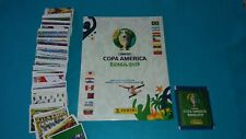 PANINI HARDCOVER COPA AMERICA 2019 ALBUM + FULL SET OF STICKERS + 1 PACKET