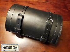 Black BMW Tool BAG BMW R69S R50/2 R60/2 R27 R67/3 R51 -original motonit bag