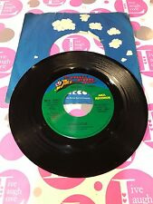 """HUDSON BROTHERS """"RENDEZVOUS"""" & MEDLEY: THE ROCKET RECORD CO. 45 RPM"""