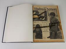 Berliner Illustrirte Zeitung gebunden Jahrgang 1932/I Nr. 1 - 26  Illustrierte