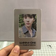 WANNA ONE The 1st Album Power Of Destiny - Hwang Minhyun Photocard Only