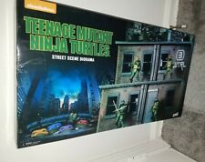 Brand New NECA 2018 SDCC Exclusive Teenage Mutant Ninja Turtles TMNT Diorama
