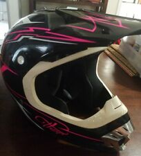 Thor Quadrant Motorcross Racing Helmet & Bag