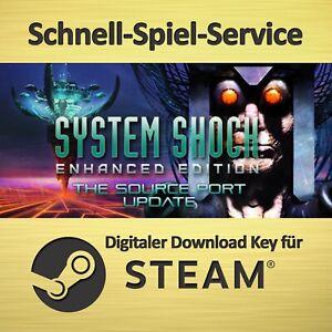⭐️ System Shock: Enhanced Edition - GLOBAL / REGION FREE - Windows - STEAM Key ⭐