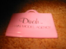 Dawn Doll,Dinah, Pink Portfolio, No Pictures