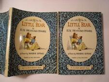 Little Bear, Else Holmelund Minarik, Maurice Sendak, Harper & Row, DJ, 1960s