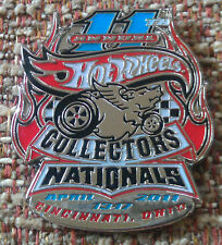 Hot Wheels 2011 11th Collectors Nationals Lapel Pin