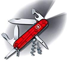 Victorinox SPARTAN LITE RUBY Swiss Army Knife  - Made In Switzerland
