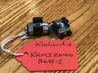 OEM Genuine KitchenAid Microwave Oven LOT OF 2 MOUNTING CAGE NUTS KHMS2040BWH-2 photo