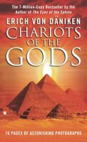 Chariots of the Gods?, Paperback by Von Daniken, Erich, Like New Used, Free s...