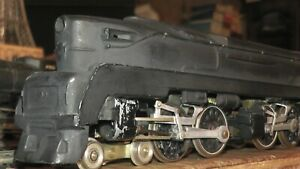 Heavy Metal HO Engine PRR 4-4-4-4 T-1 Parts Repair Junk Kitbash Pennsylvania R.R