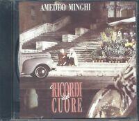 Amedeo Minghi - i Ricordi del Cuore Edicola Cd Perfetto
