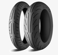 Pneumatico gomma Michelin Power Pure SC 120/70-13 TL 53P M/C, ruota anteriore