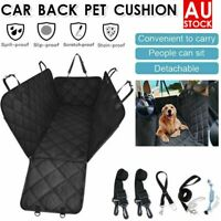 Premium Dog Back Car Seat Cover NonSlip Waterproof Pet Cat Hammock Protector Mat