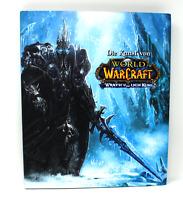Wrath of the Lich King Art Book Die Kunst von World of Warcraft Kunstbuch DE