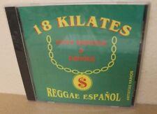18 KILATES, REGGAE ESPANOL, PANAMA, DICKY RANKING, DANGER, EL CHOMBO, NANDO BOOM