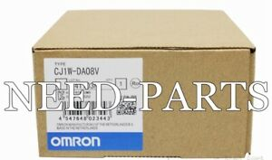 New in box OMRON CJ1W-DA08V