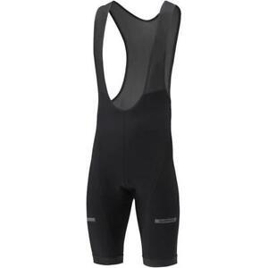 Shimano Thermal Winter Bib-Shorts Black. Brand New