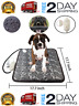 Pet Dog Cat Electtric Heating Pad Warming Mat Bed Indoor Outdoor Resists Chewing