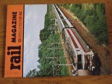 $$$ Revue Rail magazine N°42 VO 2N ZurichBLSAutorails belges08.1001 DR