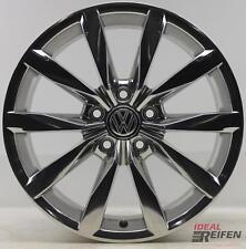 1 Originale VW Golf 7 5G VII 17 Pollici Digione Cerchi Alluminio 7x17 ET49
