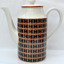 Unboxed Earthenware Midwinter Pottery Coffee Pots