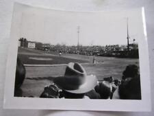 1947 Photo of 1st Major League Exhibition Game Phoenix Memorial Stadium Az #3