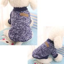 Maglione Blu Navy XS vestito vestitino maglia maglioncino caldo cucciolo cane