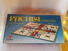 Vintage 1988 PACHISI BOARD GAME  No.105 COMPLETE