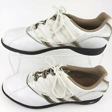 Addidas White Boost  Golf Shoes 665513 Mens Size 9.5.