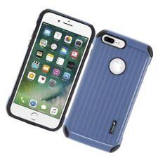 Fundas y carcasas Para iPhone 7 Plus color principal azul de plástico para teléfonos móviles y PDAs