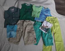 Marken Kleiderpaket 9 T. Sommer blue seven review esprit Tom Tailer Jungen 122