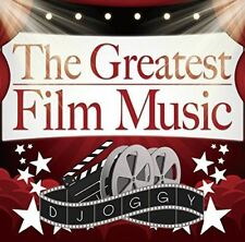 DJ OGGY-THE GREATEST FILM MUSIC-JAPAN CD C94