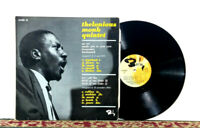 Thelonious Monk Quintet, Made in France 1961 LP Signed by Claudio Roditi - RARE