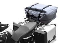 moto-sac Universal Equipaje 60l TRASERO Bolso impermeable gris para MV AGUSTA