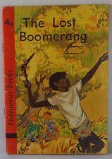 The Lost Boomerang Mollie Horseman 1969 Endeavour books school reader PB