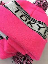 AmeRiCaN AppaReL ToKyo BeaNiE Ski CaP PoM PoM HaT NeW StoCk MaDe iN UsA SoLd OuT