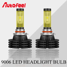 2X 9006 HB4 LED Headlight Bulb Conversion Kit Low Beam Car Fog/Driving Lamp IP68