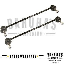 FRONT ANTI ROLL BAR DROP LINKS FITS CITROEN C2, C3, C4 DS3 98-15 X2KIT *PAIR*