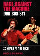 Rage Against The Machine - 20 Years At The Edge (2dvd Collectors Box) NEW DVD